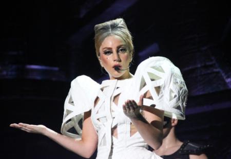 Lady Gaga Концерт