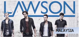 Lawson Takes Over Malaysia! Spin or Bin Music Interviews Ryan and Joel!