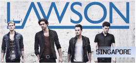 British Band Lawson Is Taking Over Singapore By Storm! Spin or Bin Music Interviews Lawson!